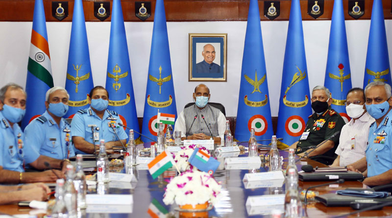 IAF Commanders' Conference Concludes