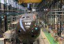 First S80 Submarine for the Spanish Navy to be Launched