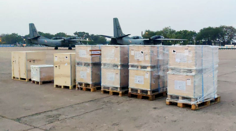 Indian Air Force Sets Up Covid Air Support Management Cell