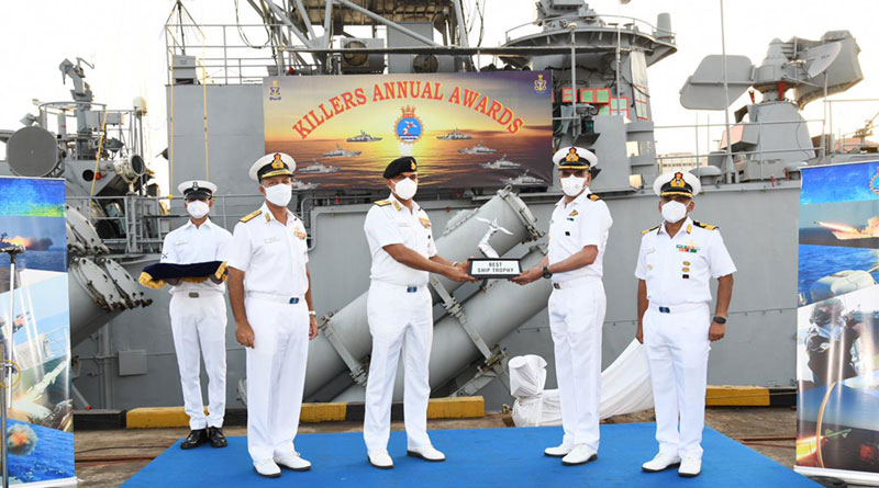 Killers Squadron Annual Awards Function 2020-21 Conducted In Mumbai