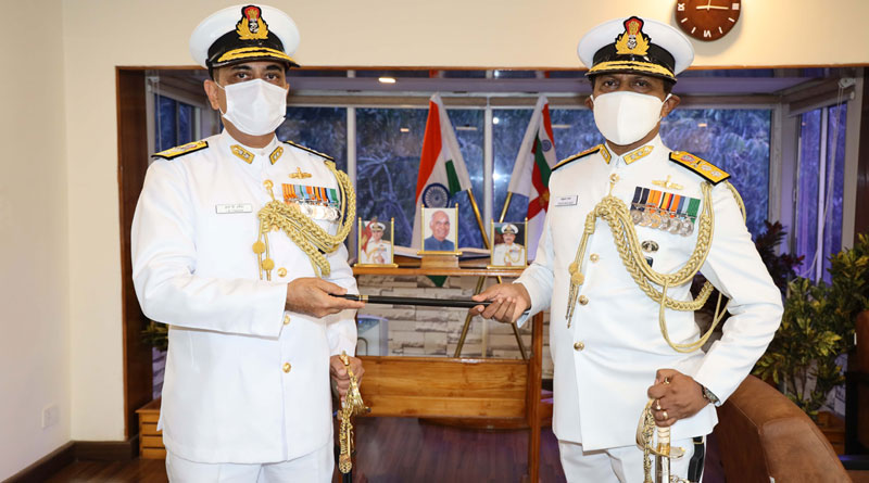 Rear Adm. I.B. Uthaiah Takes Over as Admiral Superintendent, Naval Dockyard, Visakhapatnam