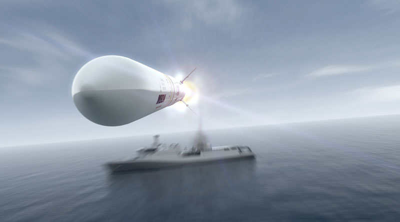 UK Ministry of Defence Awards MBDA's Sea Ceptor Systems to Protect Type 31 Frigates