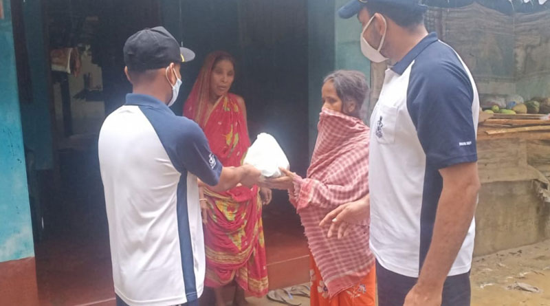 Post Cyclone Yaas, IN Carries Out Relief Ops in West Bengal
