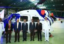 Defence Secretary Inducted ALH Mk-III Helicopters into the Indian Coast Guard