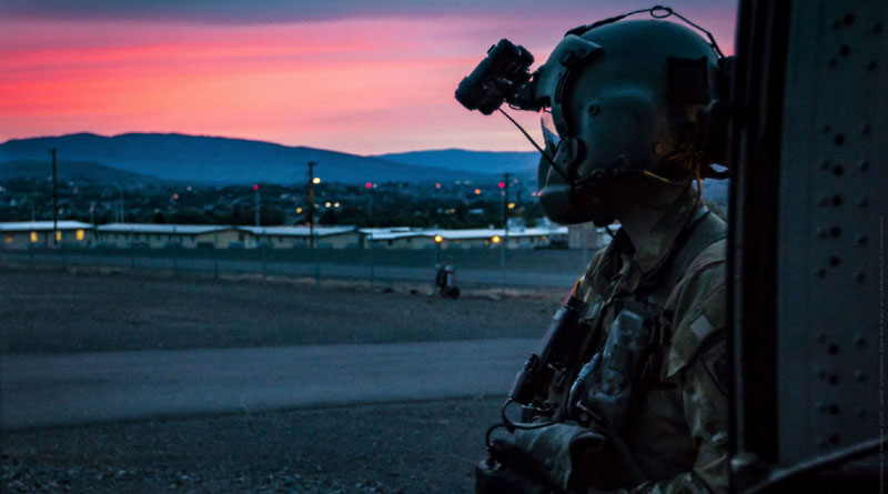 Elbit Systems to Upgrade US Army's Night Vision Systems