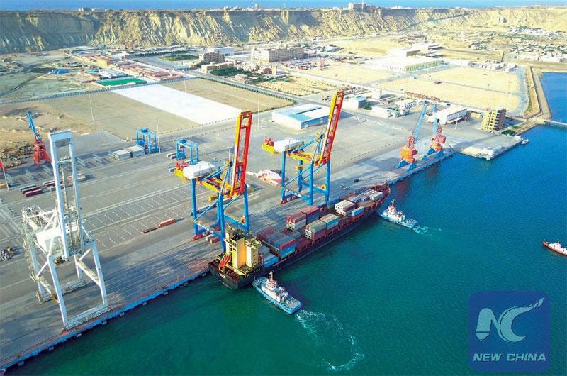 Gwadar Port 2018