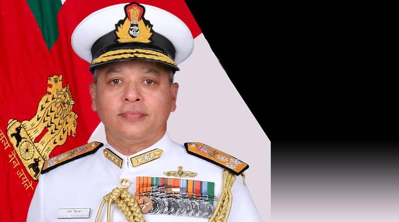 Vice Admiral Rajesh Pendharkar steps in as DG Naval Operations