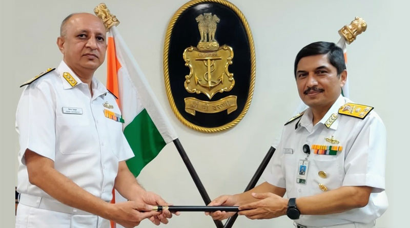 Vice Admiral Kiran Deshmukh Appointed as the Controller Warship Production and Acquisition