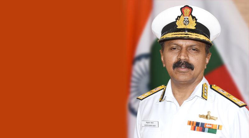 Vice Admiral Sreekumar Nair takes over as DGNP, Visakhapatnam