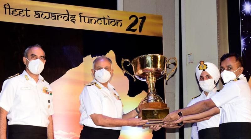 Fleet Awards Function Held at Eastern Naval Command