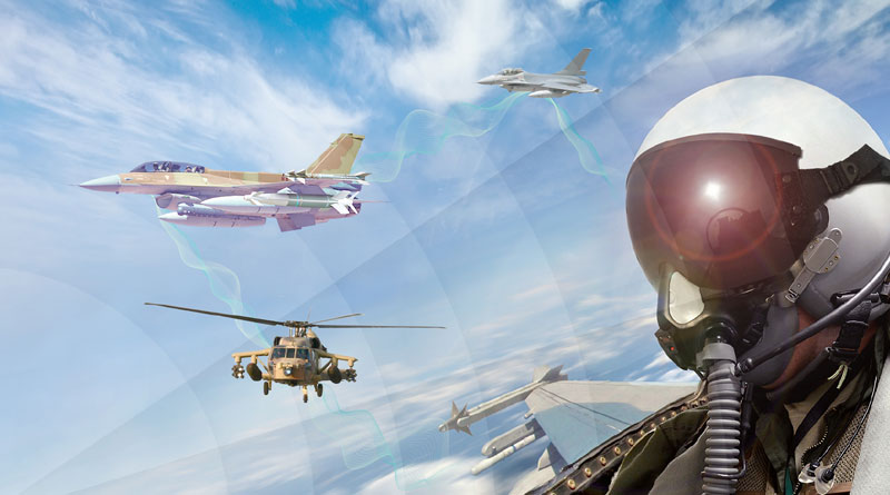 RAFAEL's BNET SDR Communication Selected by Asian Air Force