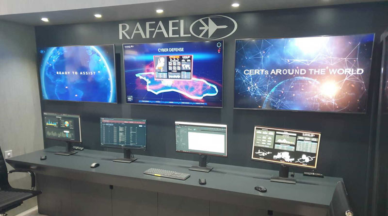 Rafael Sets Up Cyber Consortium with Cyber Solution Partners