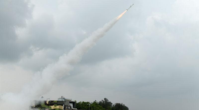 DRDO Successfully Flight Tests Akash-NG Missile