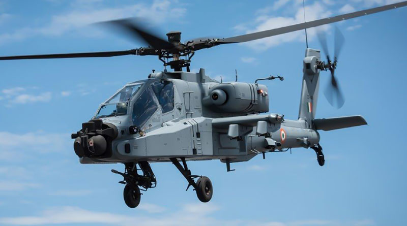 Tata-Boeing Aerospace Delivers 100th Fuselage for AH-64 Apache Helicopter