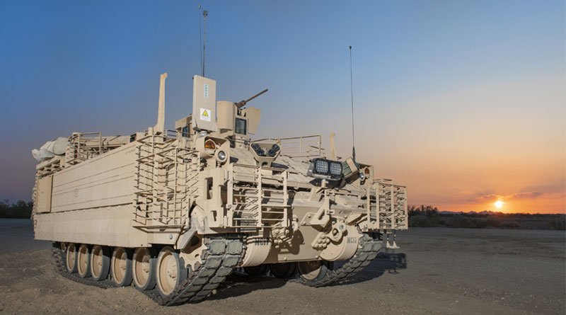 BAE Systems Wins Multimillion Dollar Support Contract for AMPVs from the US