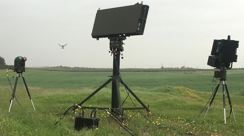 South Asian Country Buys Dozens of Drone Guard Systems from IAI