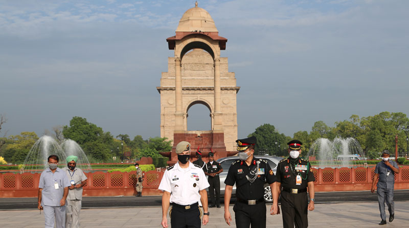 U.S. Special Operations Command Leadership Visits India