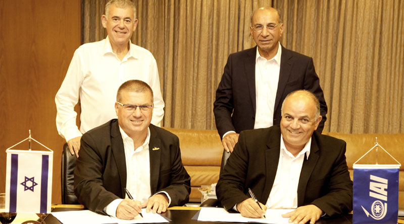 IAI and Israel Shipyards Sign Memorandum of Understanding (MoU) for Naval Cyber Security
