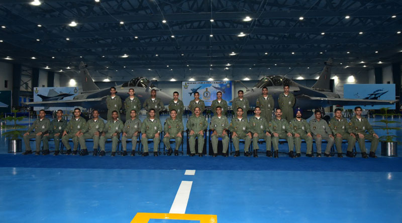 Rafale Aircraft Formally Inducted into 101 Squadron of the IAF