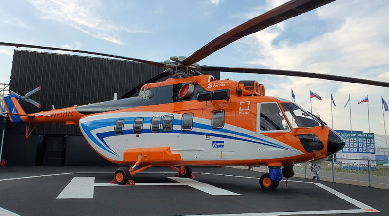 Gazprom to Buy Mi-171A3 Helicopters from Russian Helicopters