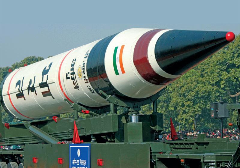 Missile Agni-V