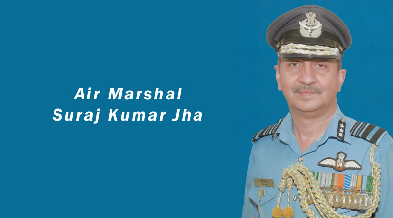 Air Marshal Suraj Kumar Jha Takes Charge of Air Officer-in-Charge Personnel