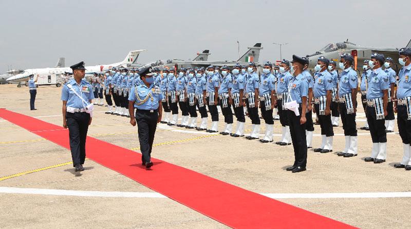 CAS Visits Defence Establishments in Bengaluru