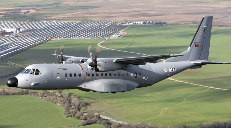 IAF to Procure 56 C-295MW Transport Aircraft