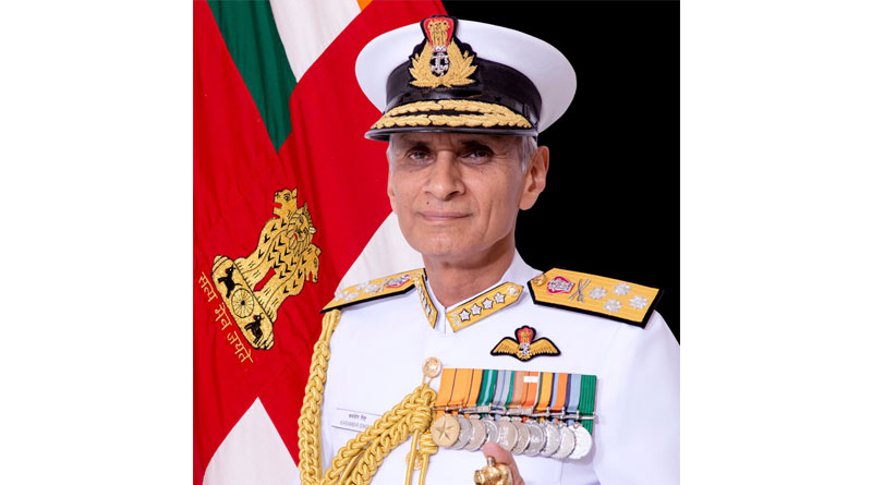 Chief of the Naval Staff Visits Oman