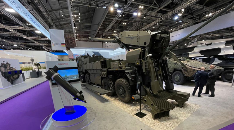 Nexter is Participating in the DSEI Exhibition in London
