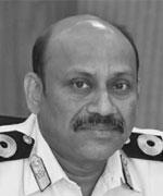 Cmde G. Prakash (retd)