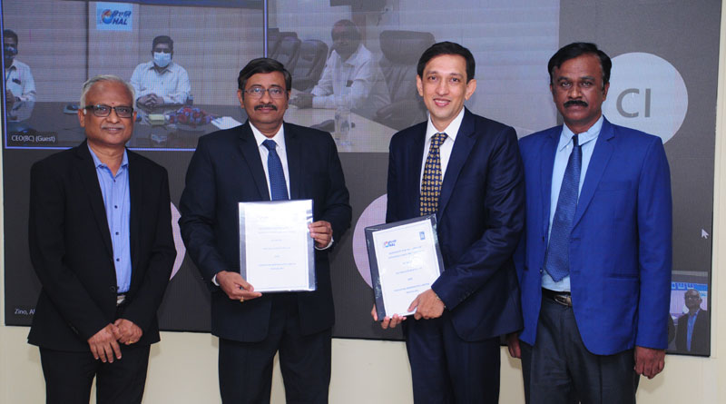 HAL, Rolls-Royce Sign Pact for Make-in-India Adour Engine Parts for Global Markets