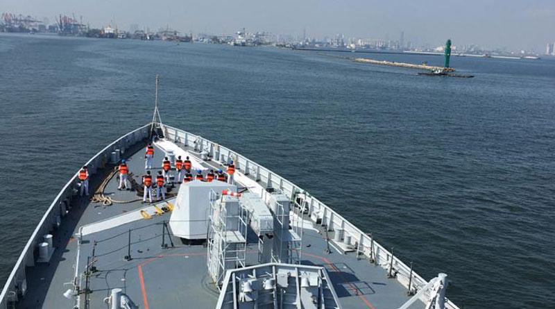 Indian, Indonesian Navies Participate in Exercise Samudra Shakti