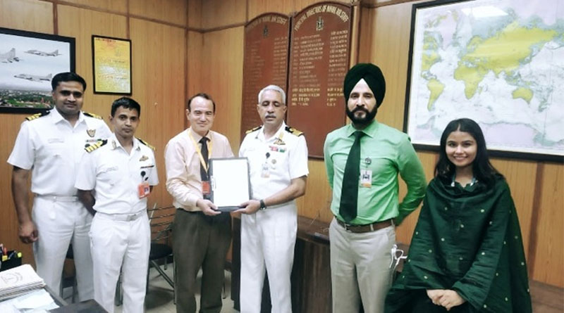 Indian Navy Signs Contract with BEL for Supply of Naval Anti Drone System