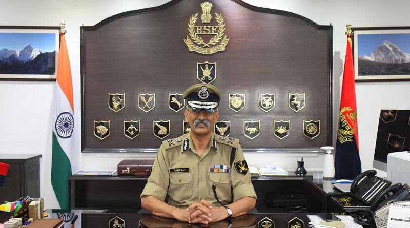 BSF Appoints Pankaj Kumar Singh as New DG