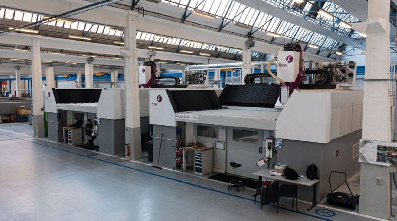 Nexter Inaugurates a New High-Speed Machining Area to Increase Production
