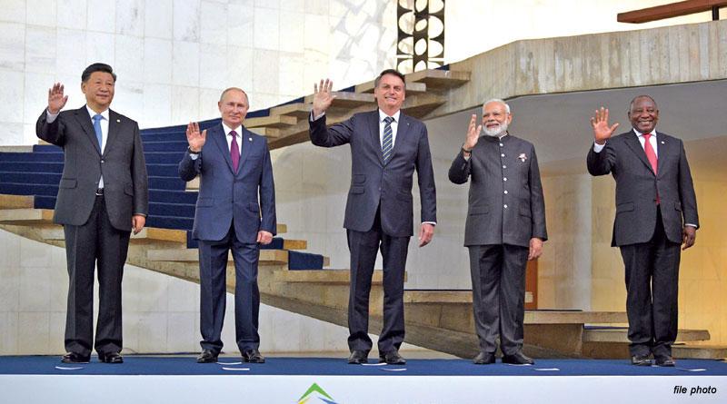 BRICS Summit to be Held in September