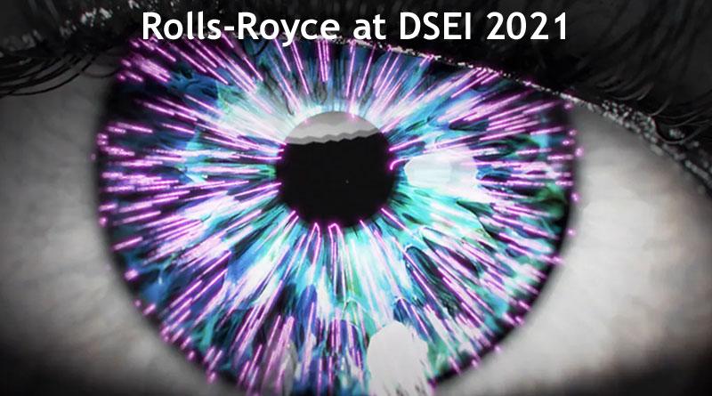 Rolls-Royce Will Showcase its Range Technologies at DSEI in London