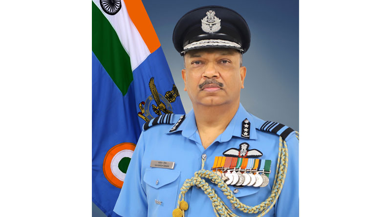 Air Marshal Sandeep Singh Assumed the Appointment of Vice Chief of the Air Staff